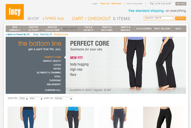 lucy activewear – Pants by Fit